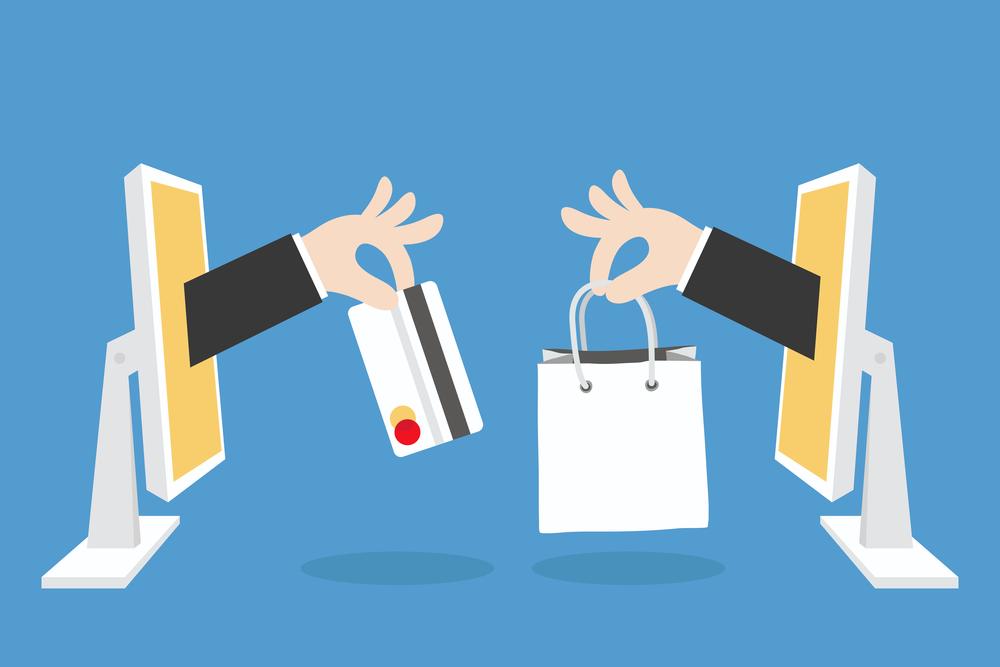 Como funciona a venda de produtos online? (Foto: internet)